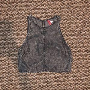 H&M Crop Top Size US 2